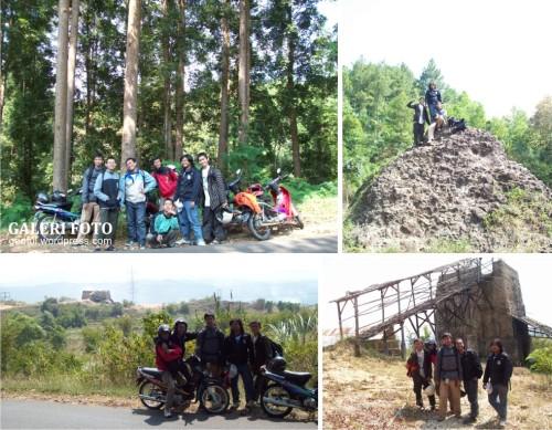 Nampang dulu perjalanan Bogor - Ujung Genteng