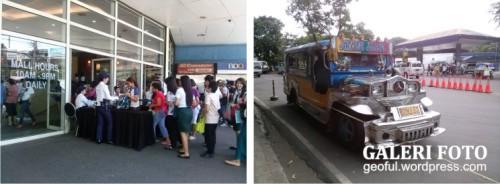 Antri dan Jeepney
