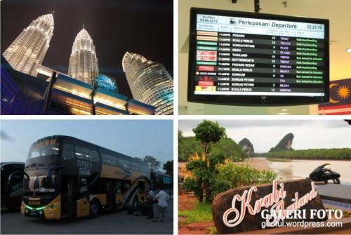 Kuala Lumpur - Krabi