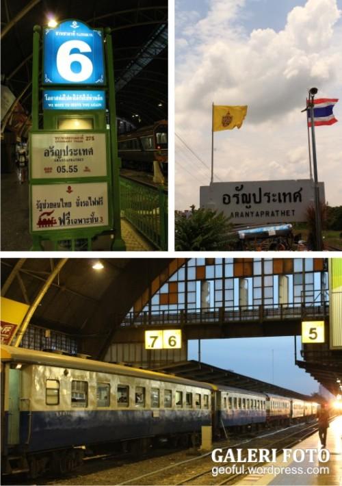 Bangkok - Aranyaprathet