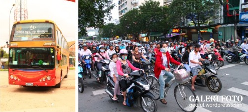Phnom Penh - Ho Chi Minh
